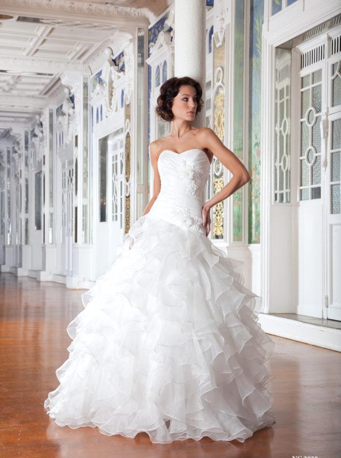 Nana couture 2 catalogo abiti da sposa il giardino della sposa - Il giardino della sposa ...