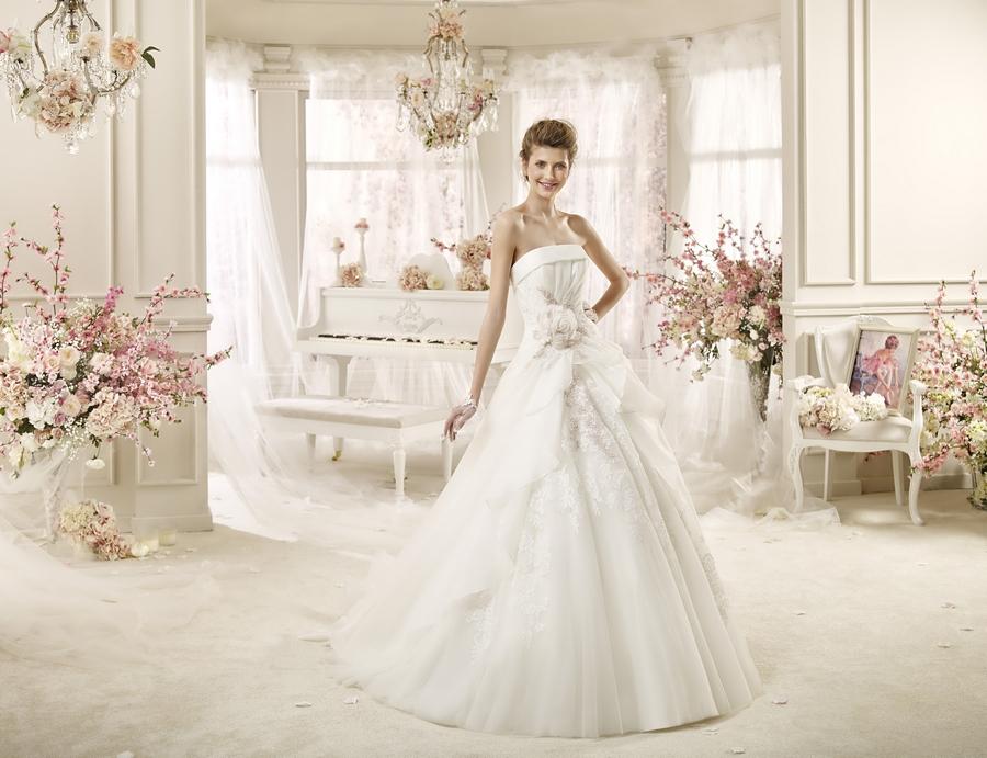 Colet 16224 abiti da sposa il giardino della sposa - Il giardino della sposa ...