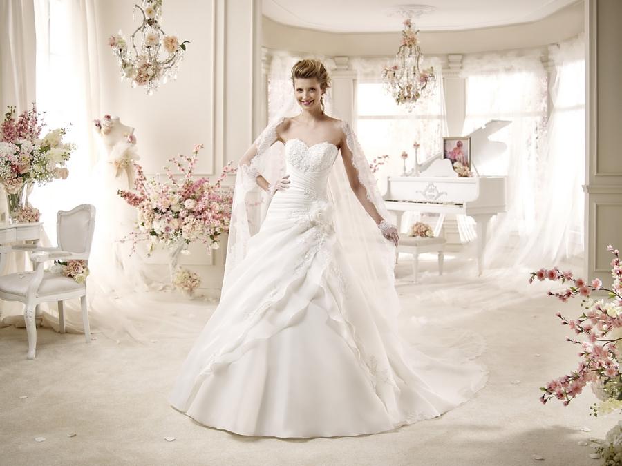 Colet 16231 abiti da sposa il giardino della sposa - Il giardino della sposa ...