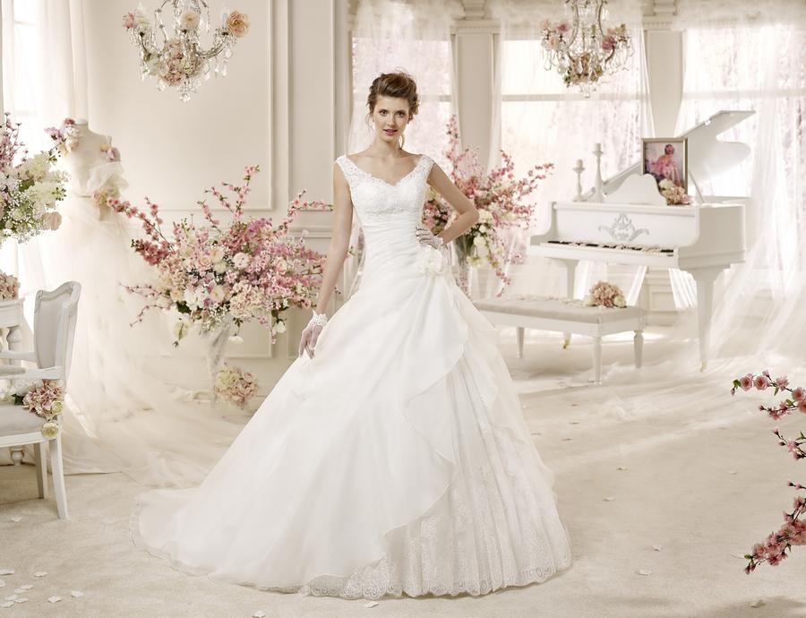 Colet 16235 abiti da sposa il giardino della sposa - Il giardino della sposa ...