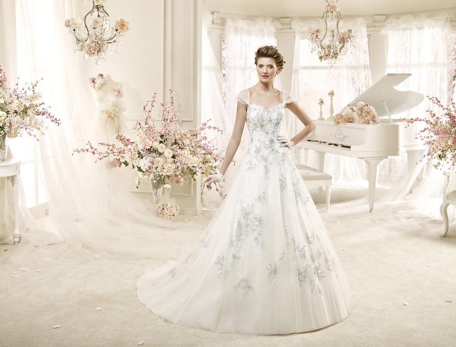Colet 16256 abiti da sposa il giardino della sposa - Il giardino della sposa ...