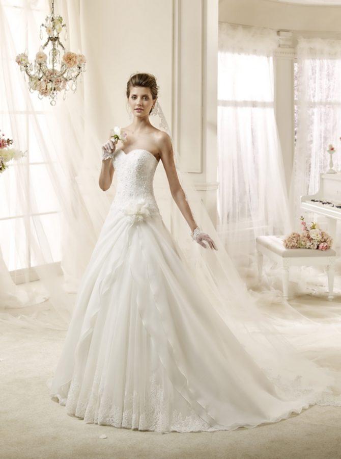Colet 16273 abiti da sposa il giardino della sposa - Il giardino della sposa ...