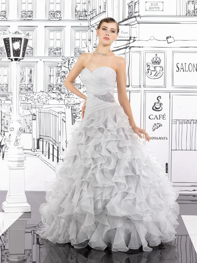 Da 20 Miss Giardino Abito 153 Il Della Sposa Kelly mn0wN8