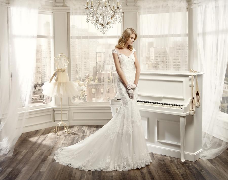Nicole 16057 abiti da sposa il giardino della sposa - Il giardino della sposa ...