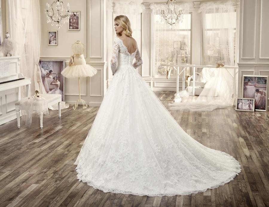 Nicole 16073 abiti da sposa il giardino della sposa - Il giardino della sposa ...