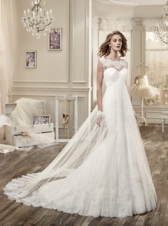 Nicole 16089 abiti da sposa il giardino della sposa - Il giardino della sposa ...