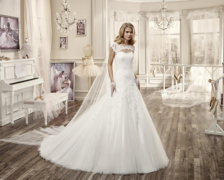 Nicole 16094 abiti da sposa il giardino della sposa - Il giardino della sposa ...