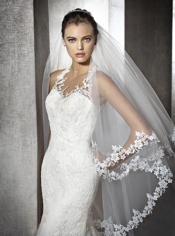 Abito da sposa modello ZULIMA by St.Patrick Pronovias Fashion Group