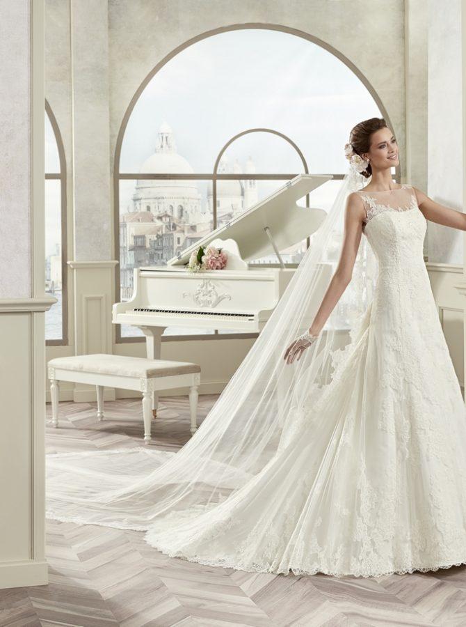 Colet 17208 abiti da sposa il giardino della sposa - Il giardino della sposa ...