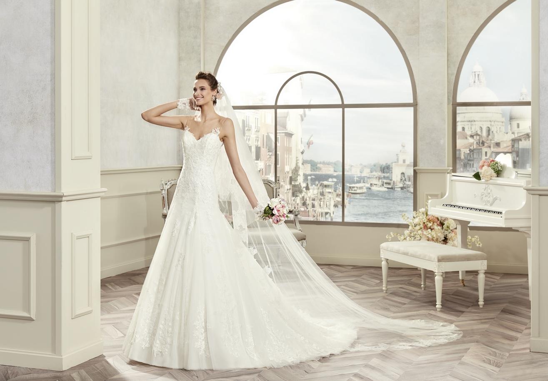 Colet 17232 abiti da sposa il giardino della sposa - Il giardino della sposa ...