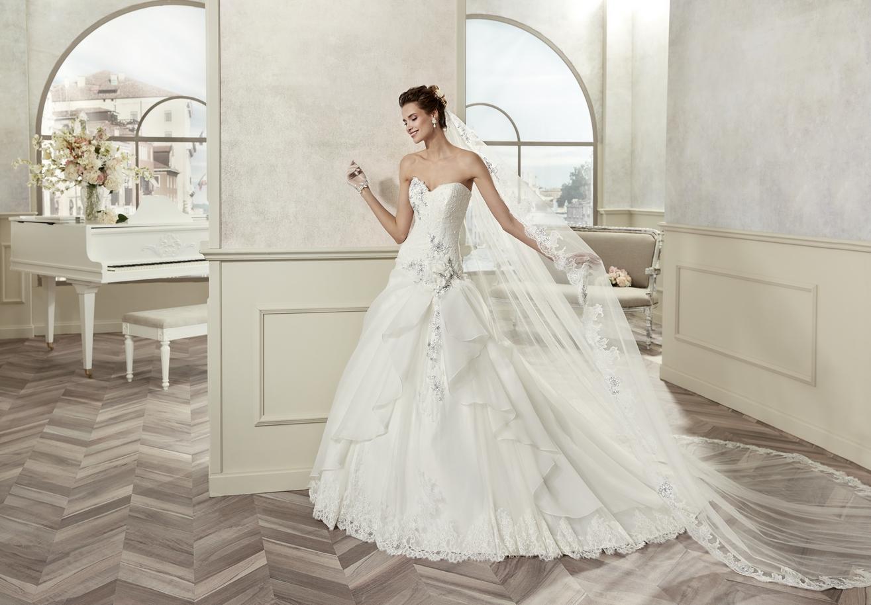 Colet 17280 abiti da sposa il giardino della sposa - Il giardino della sposa ...