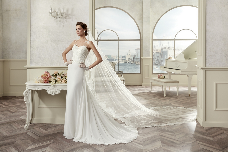 Colet 17324 abiti da sposa il giardino della sposa - Il giardino della sposa ...