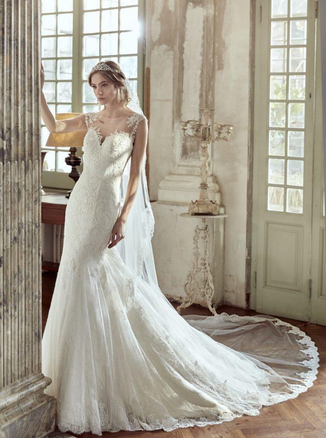 Colet 17032 abiti da sposa il giardino della sposa - Il giardino della sposa ...