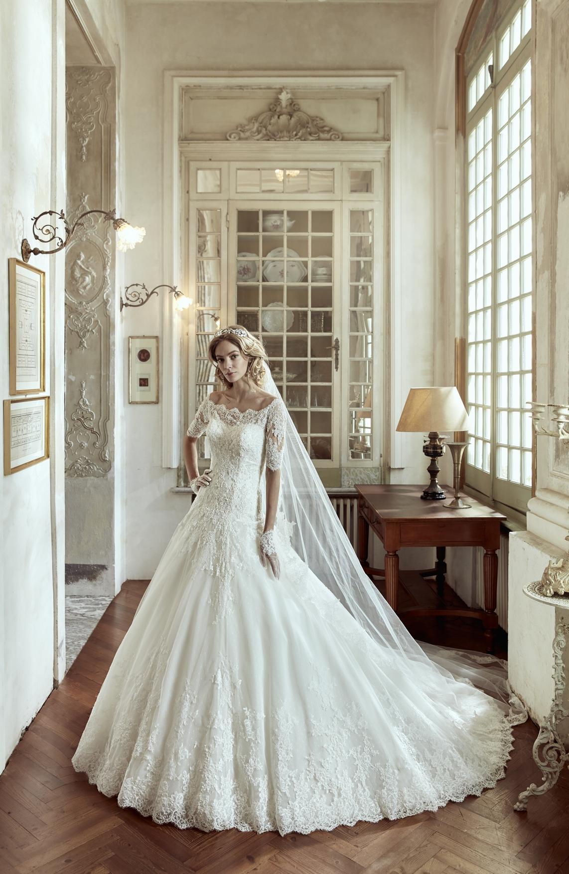 Colet 17055 abiti da sposa il giardino della sposa - Il giardino della sposa ...