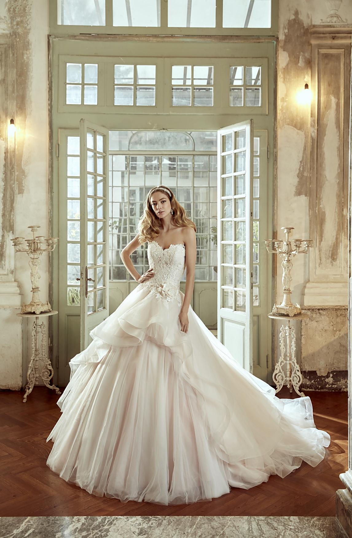 Colet 17068 abiti da sposa il giardino della sposa - Il giardino della sposa ...