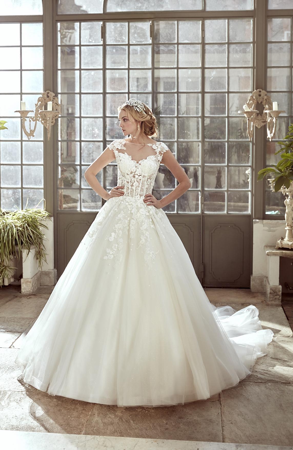 Colet 17072 abiti da sposa il giardino della sposa - Il giardino della sposa ...