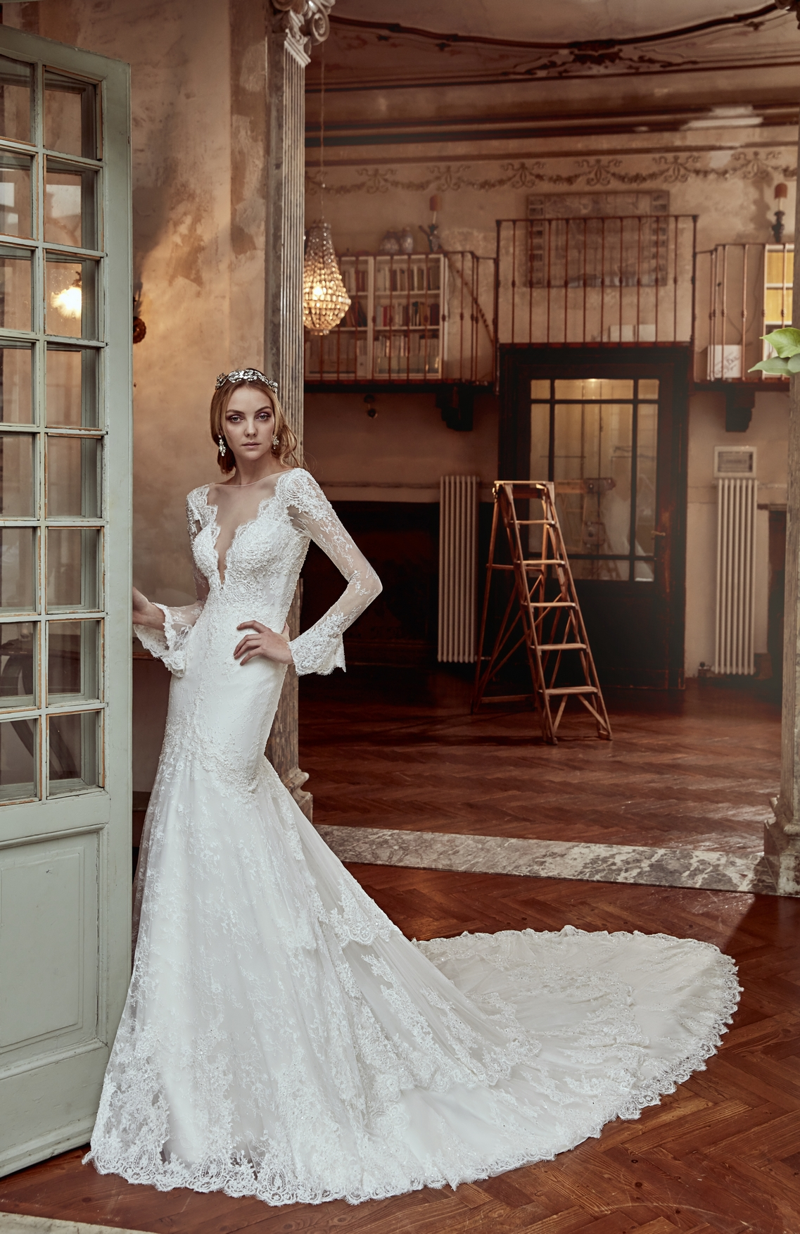 Colet 17100 abiti da sposa il giardino della sposa - Il giardino della sposa ...