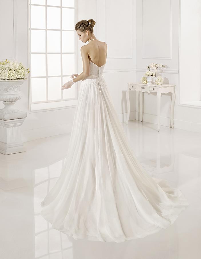 Adriana alier zarco abiti da sposa il giardino della sposa - Il giardino della sposa ...