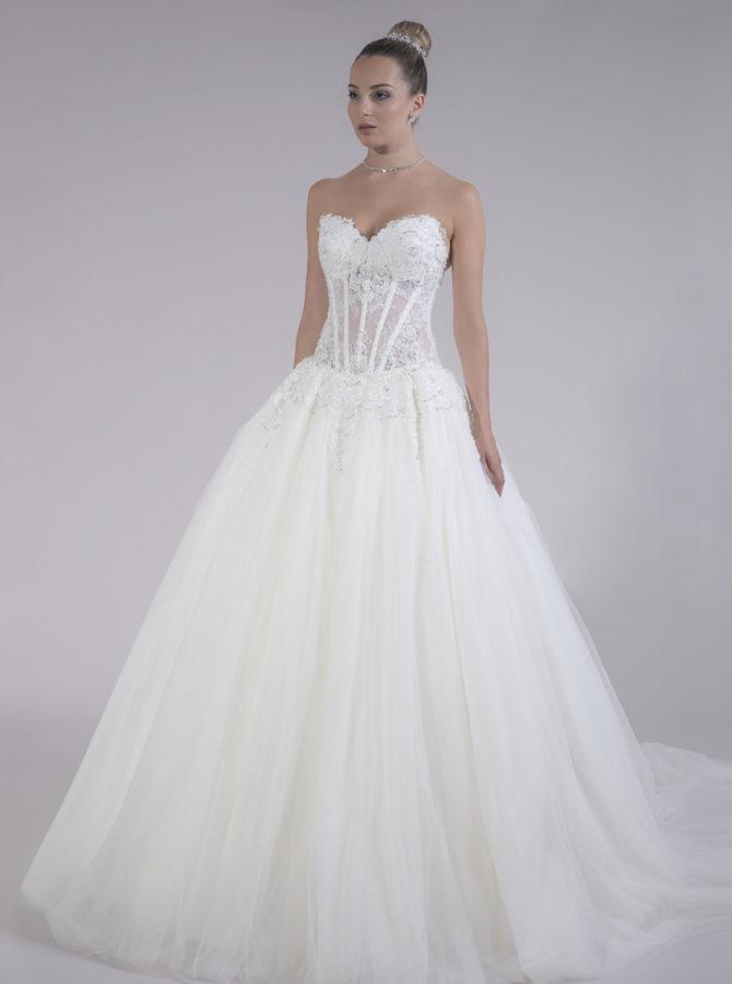 Anna bella abiti da sposa il giardino della sposa - Il giardino della sposa ...