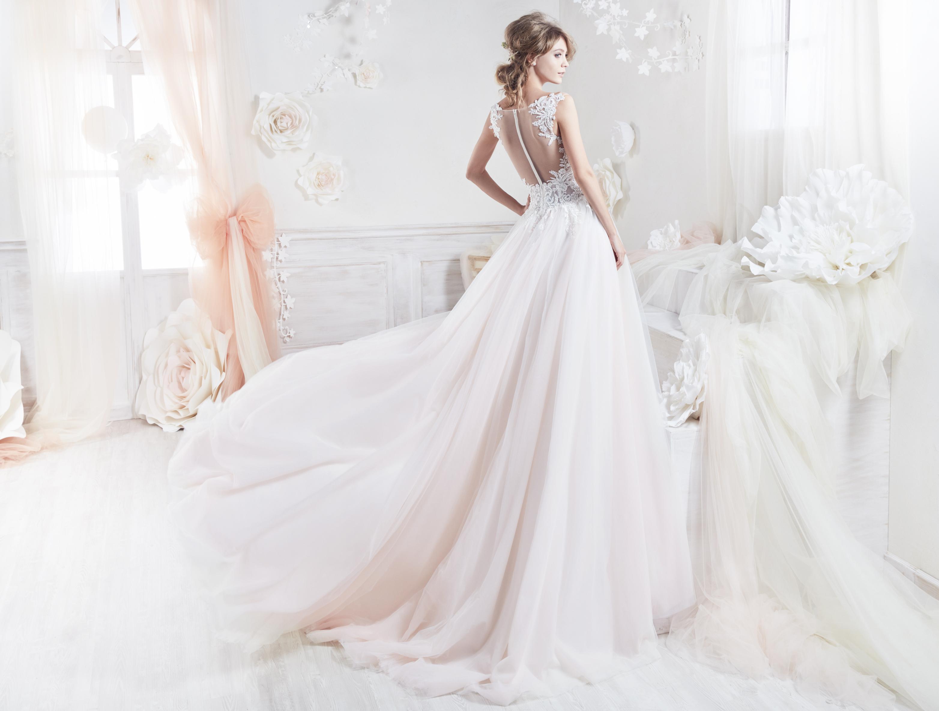 Colet 18287 abiti da sposa il giardino della sposa - Il giardino della sposa ...