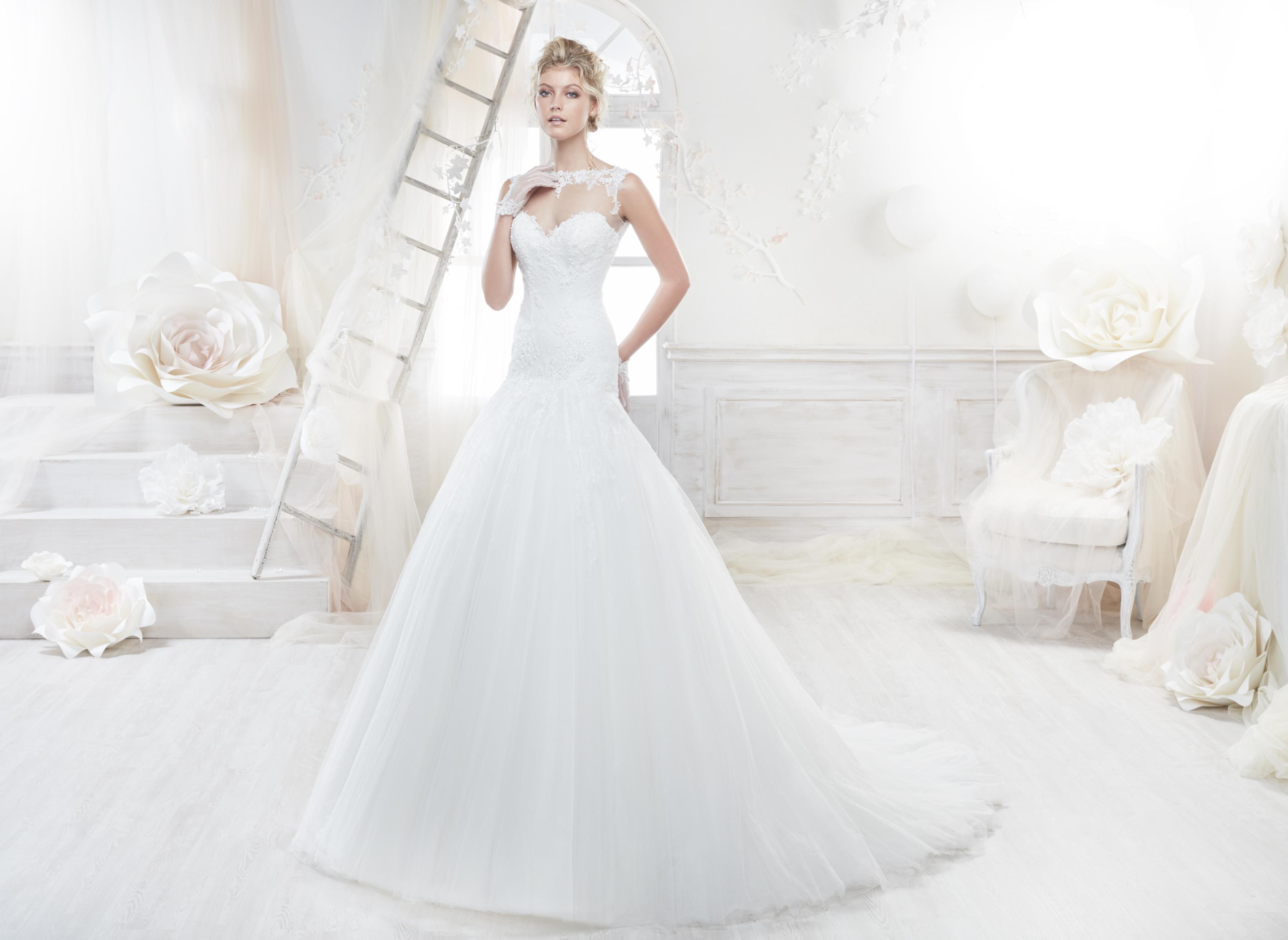 Colet 18289 abiti da sposa il giardino della sposa - Il giardino della sposa ...