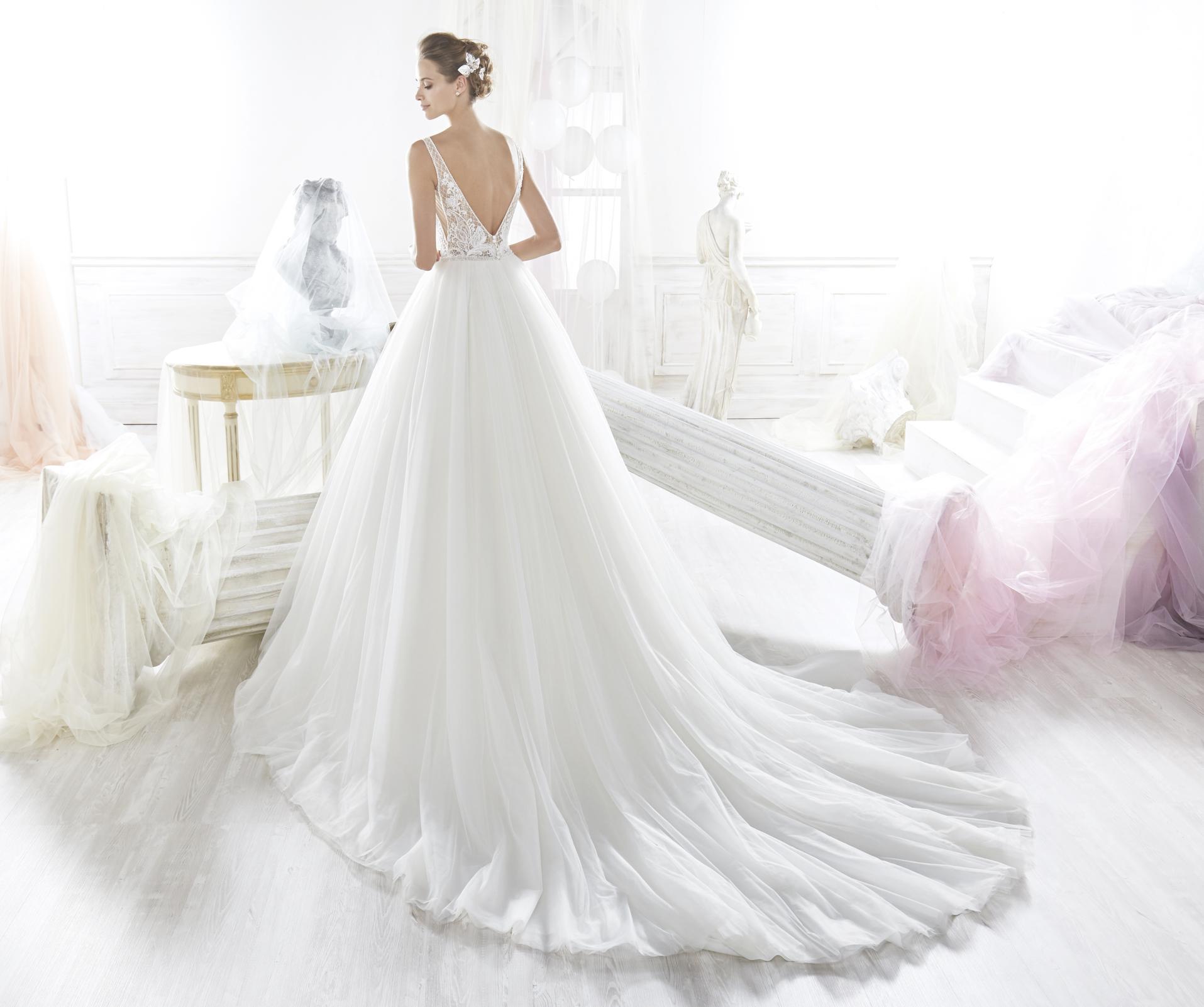 Nicole 18009 abiti da sposa il giardino della sposa - Il giardino della sposa ...