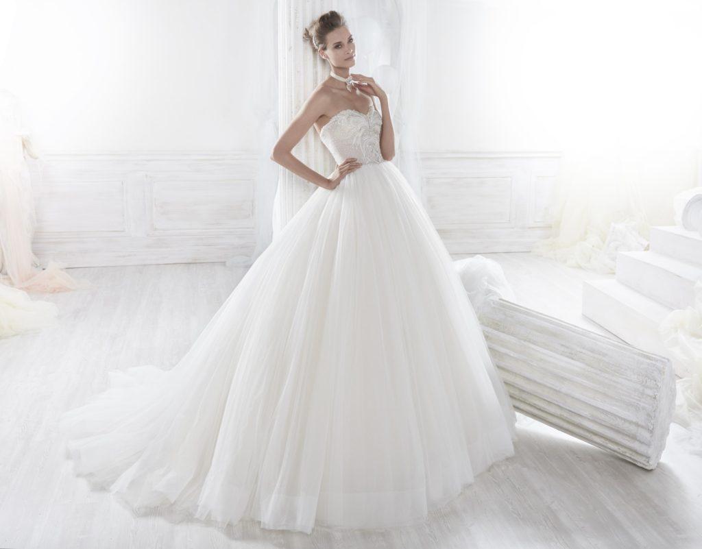 Nicole 18126 abiti da sposa il giardino della sposa - Il giardino della sposa ...