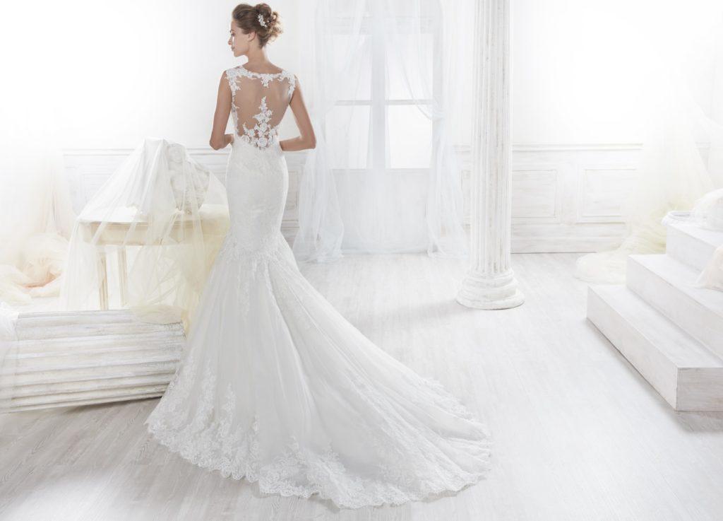Nicole 18129 abiti da sposa il giardino della sposa - Il giardino della sposa ...