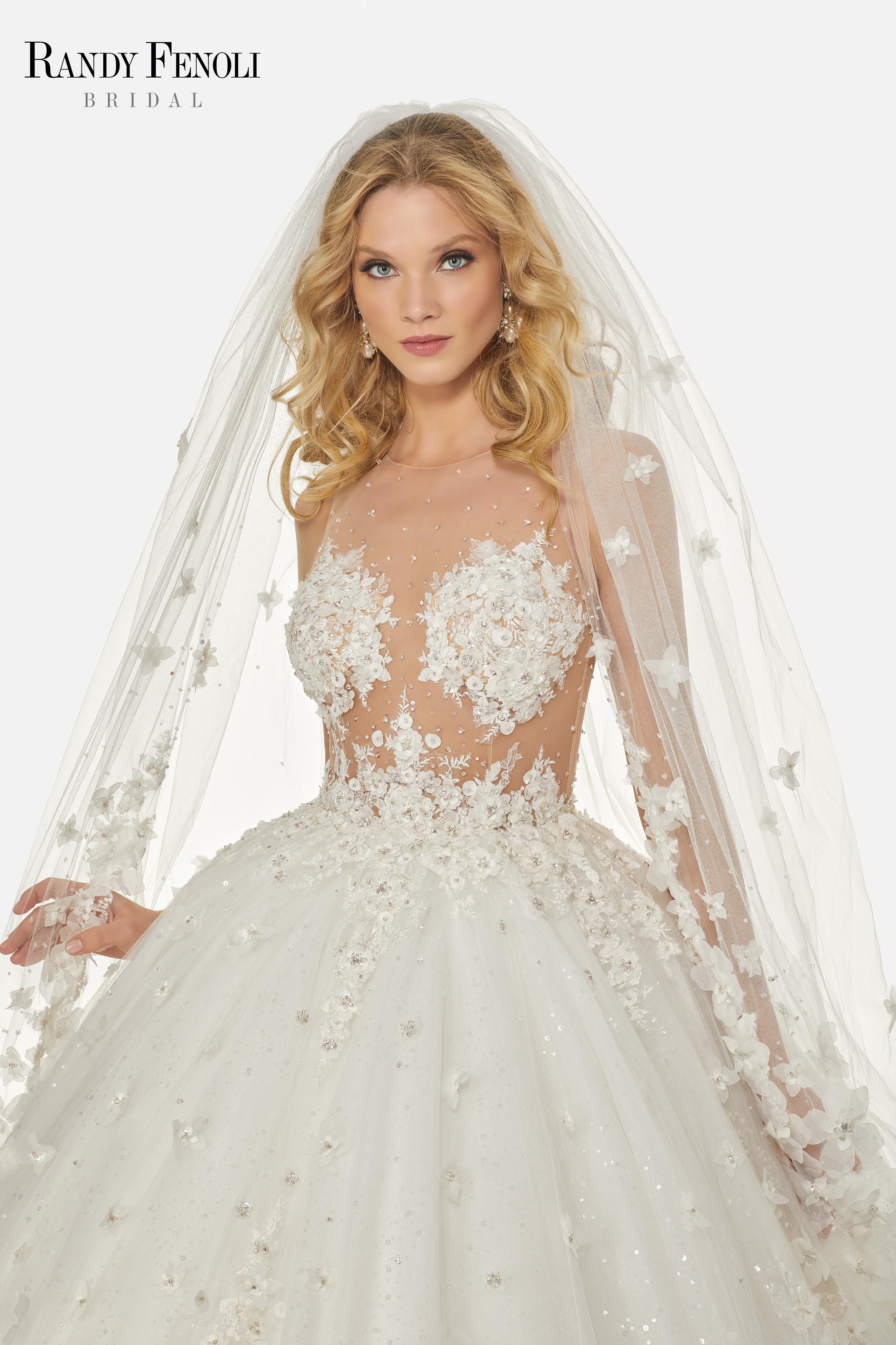 Randy fenoli bridal 10 abiti da sposa il giardino della - Il giardino della sposa ...