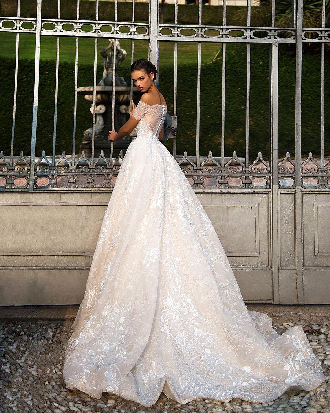 Millanova adalla abiti da sposa il giardino della sposa - Il giardino della sposa ...