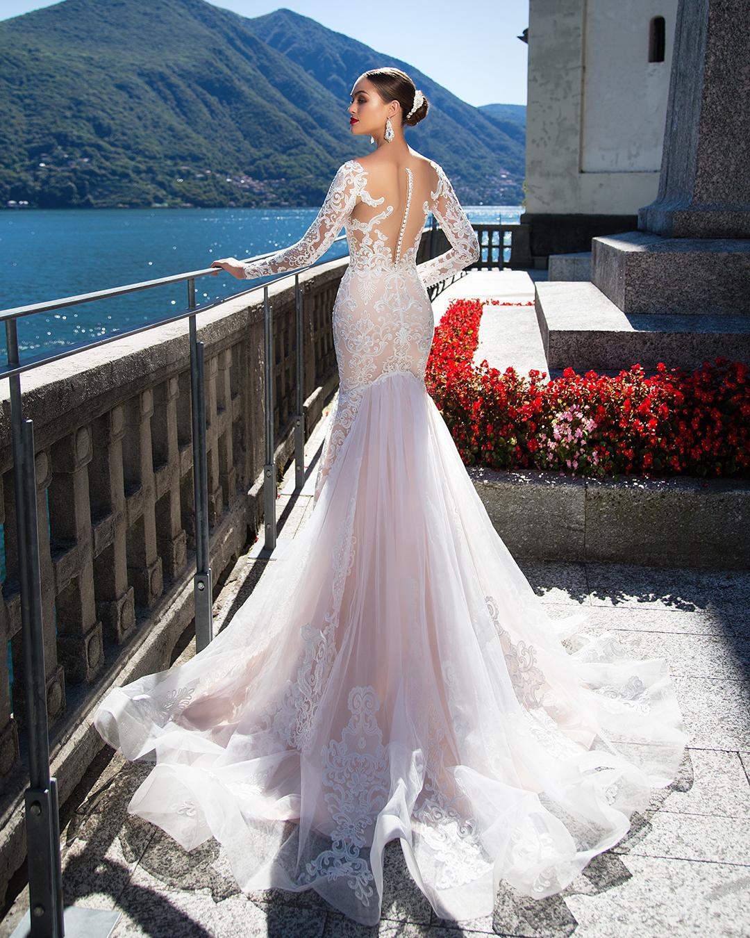 Millanova ariana abiti da sposa il giardino della sposa - Il giardino della sposa ...