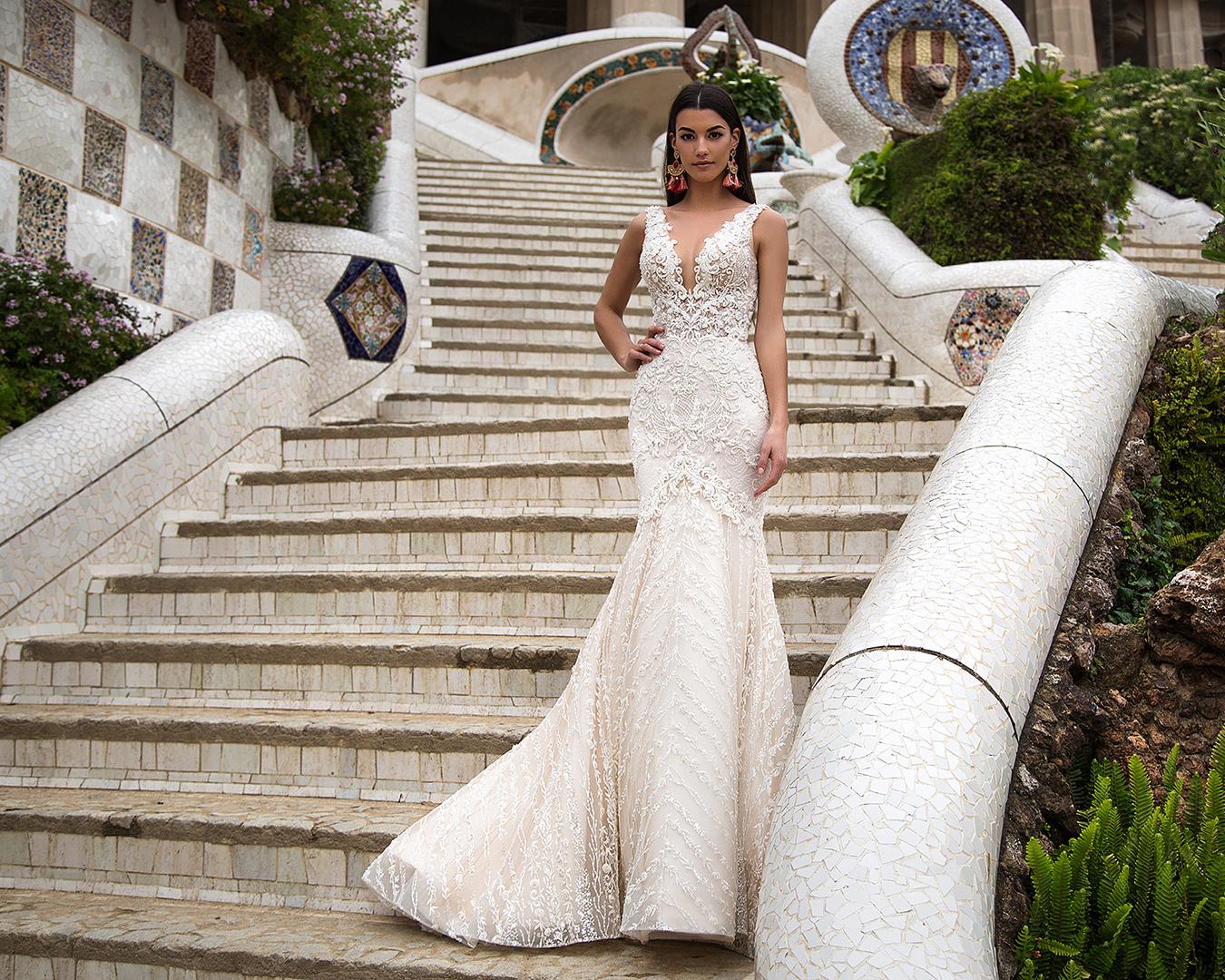 Millanova briana abiti da sposa il giardino della sposa - Il giardino della sposa ...