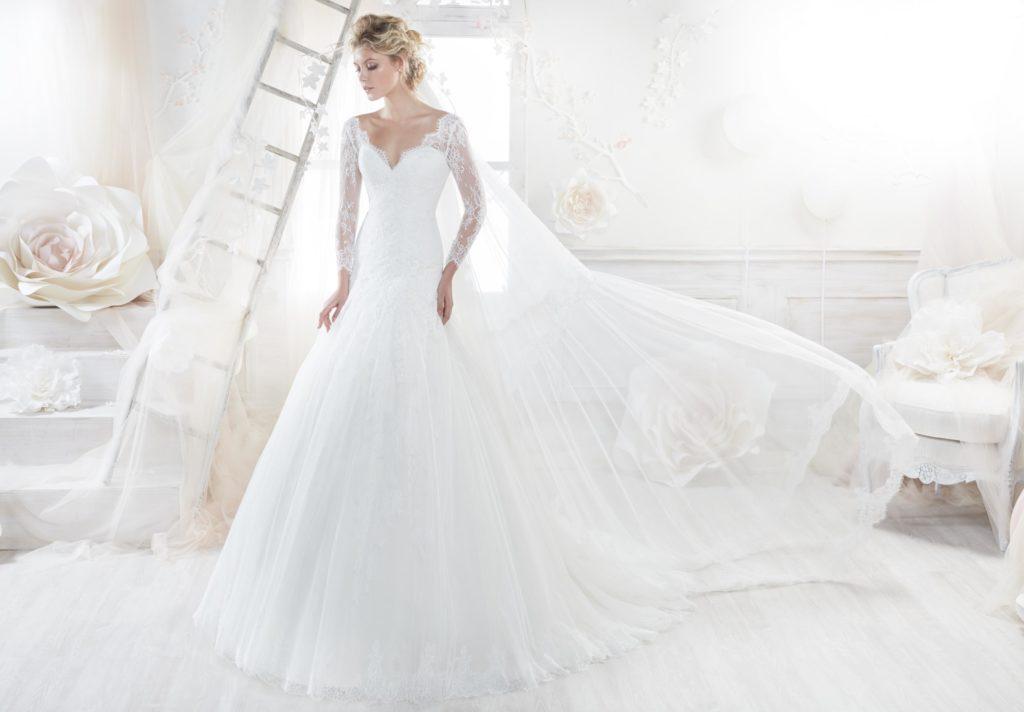 Colet 18239 abiti da sposa il giardino della sposa - Il giardino della sposa ...