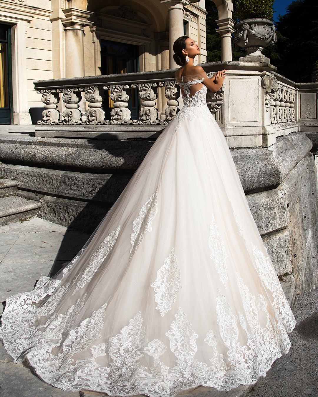 Millanova diamond abiti da sposa il giardino della sposa - Il giardino della sposa ...