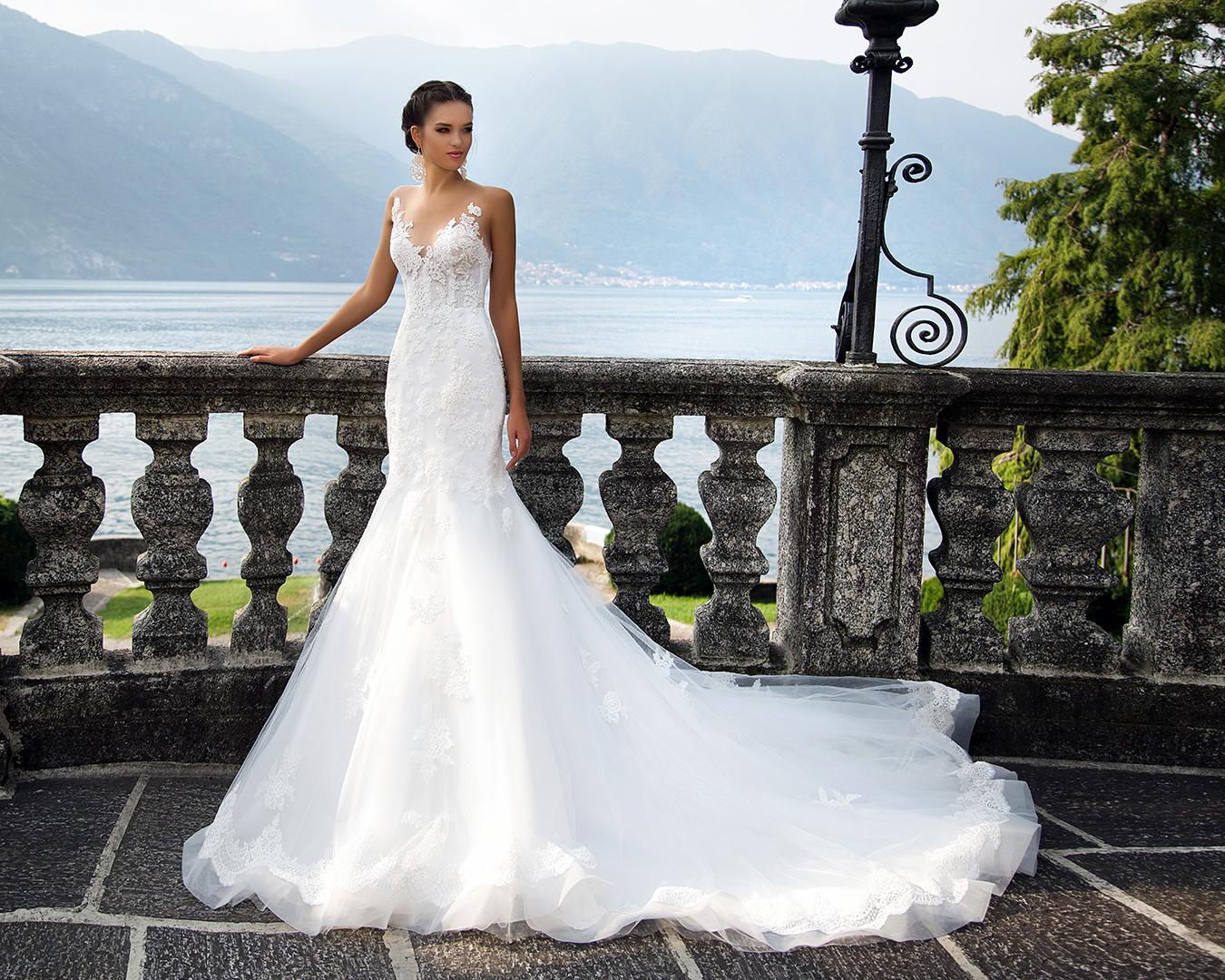 Millanova genvy abiti da sposa il giardino della sposa - Il giardino della sposa ...