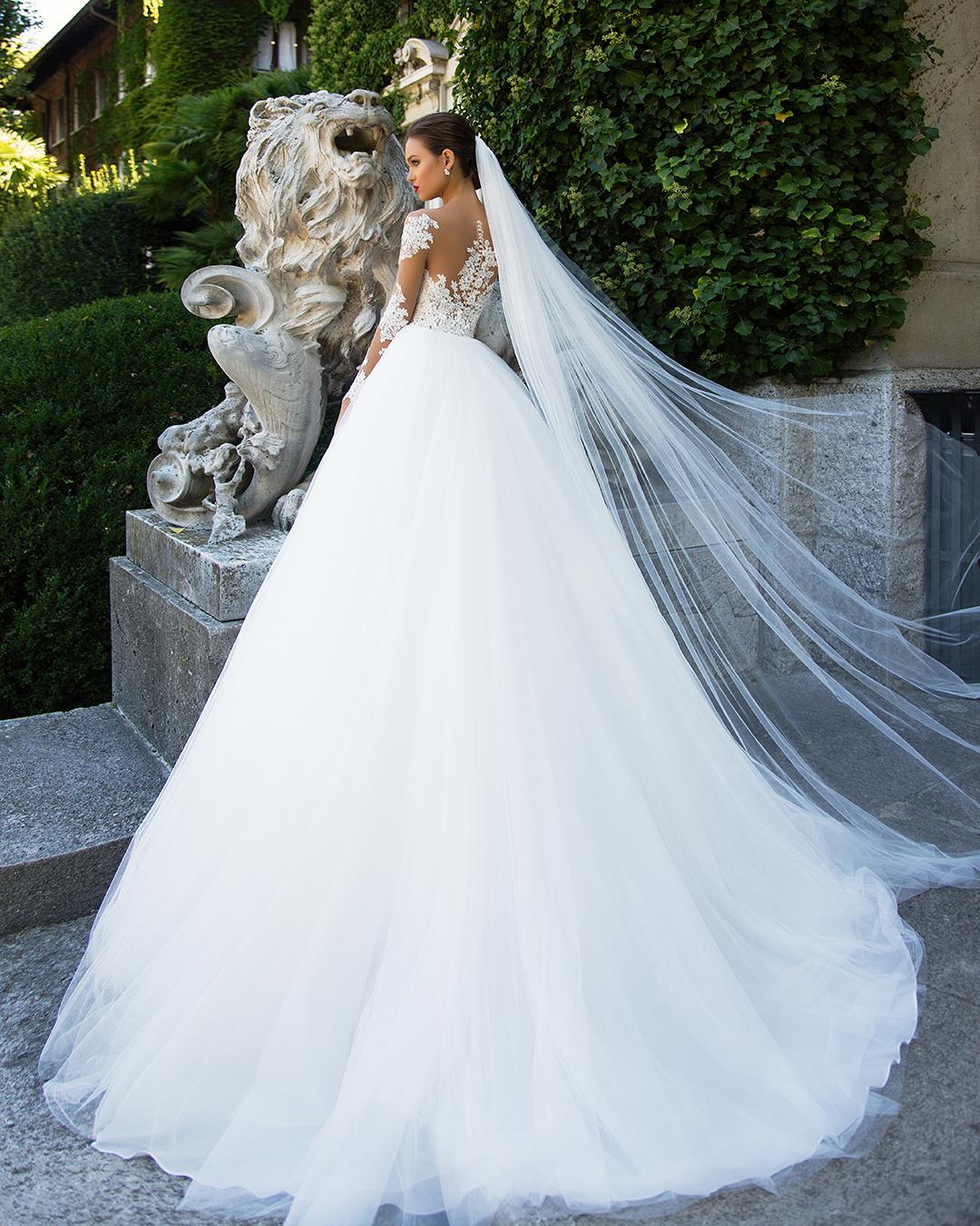 Millanova jersaey abiti da sposa il giardino della sposa - Il giardino della sposa ...