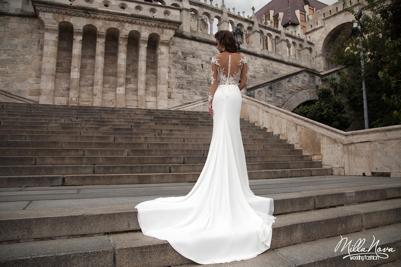 Millanova vanessa abiti da sposa il giardino della sposa - Il giardino della sposa ...