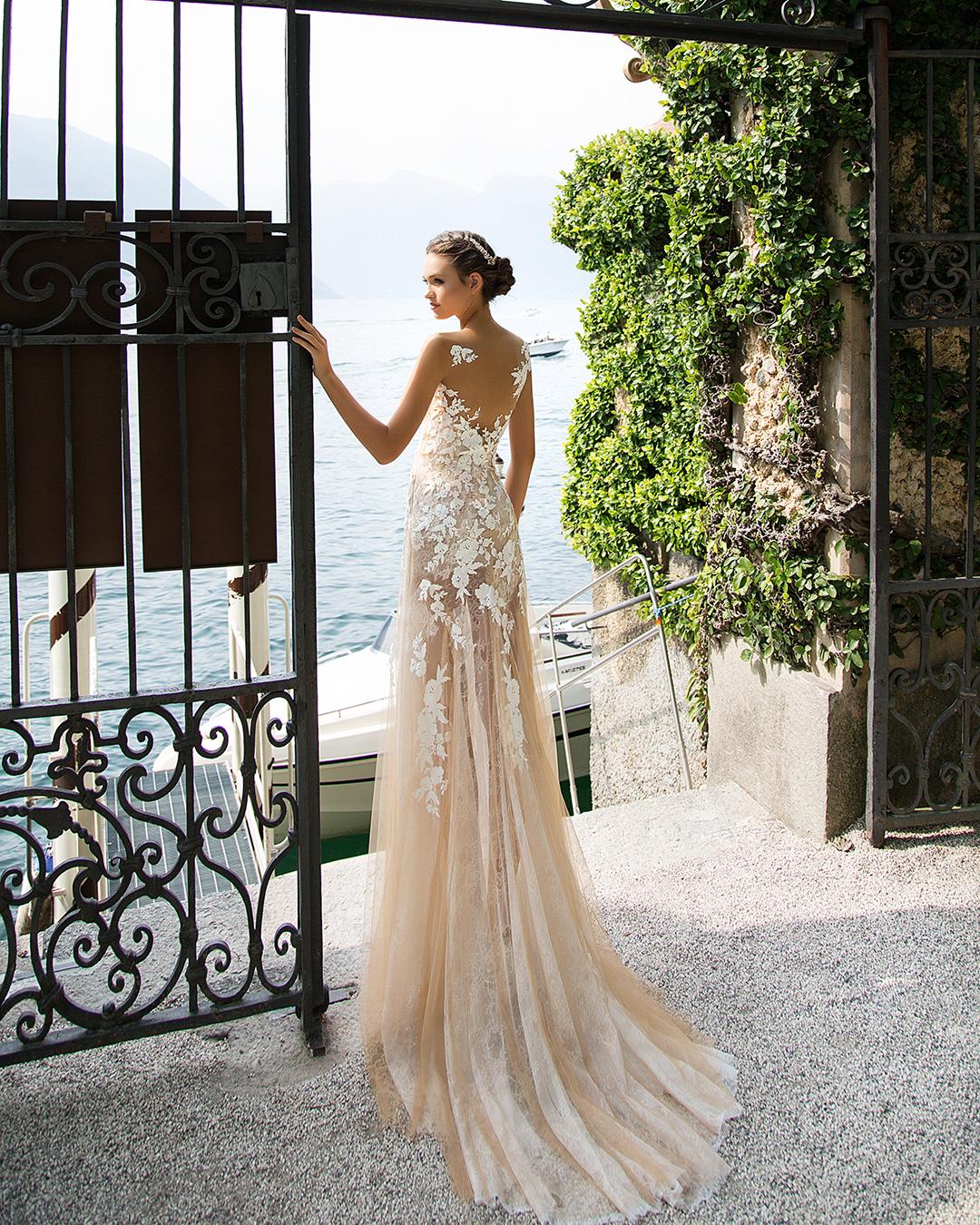 Millanova vienna abiti da sposa il giardino della sposa - Il giardino della sposa ...