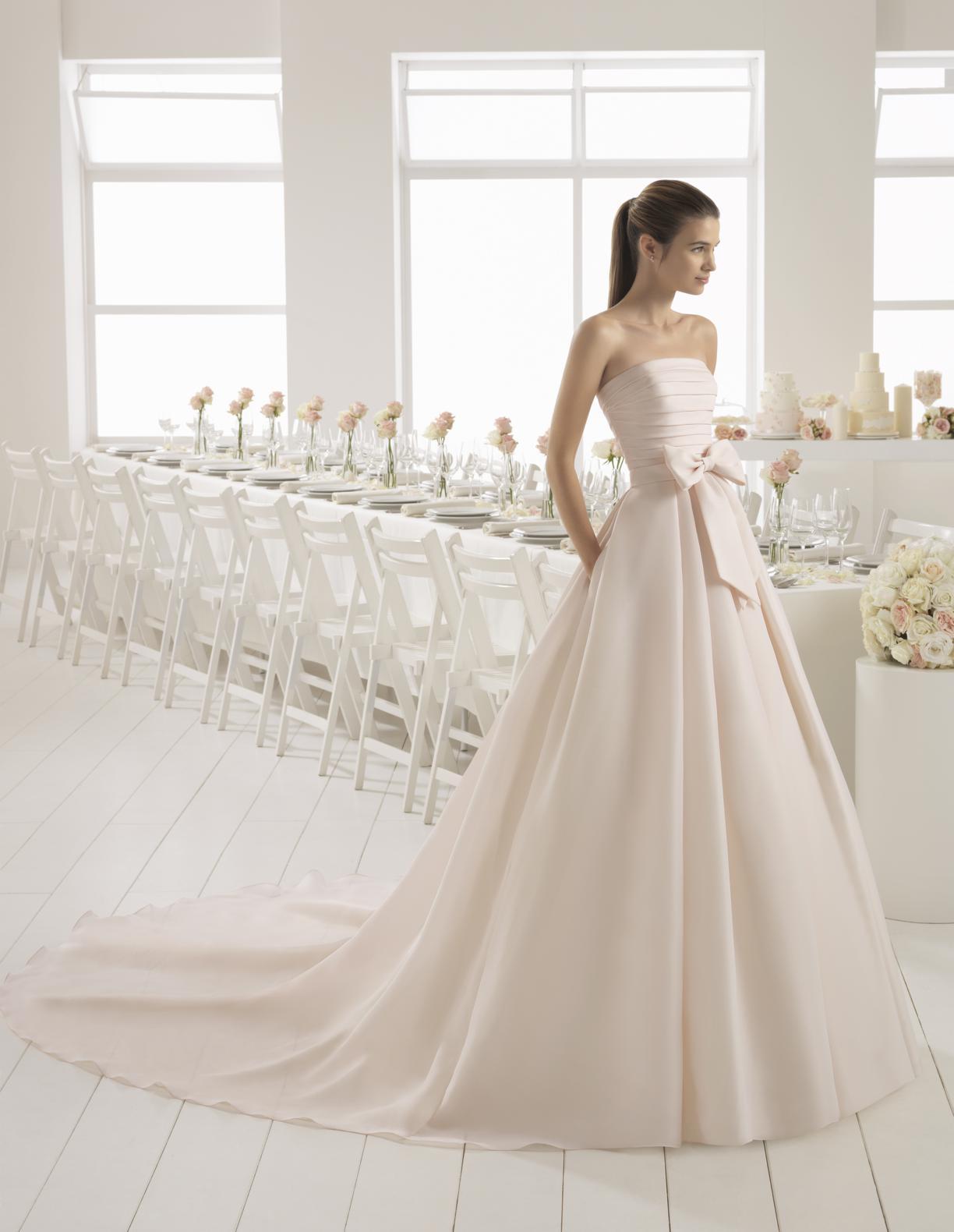 Aire barcelona blanca abiti da sposa il giardino della sposa - Il giardino della sposa ...