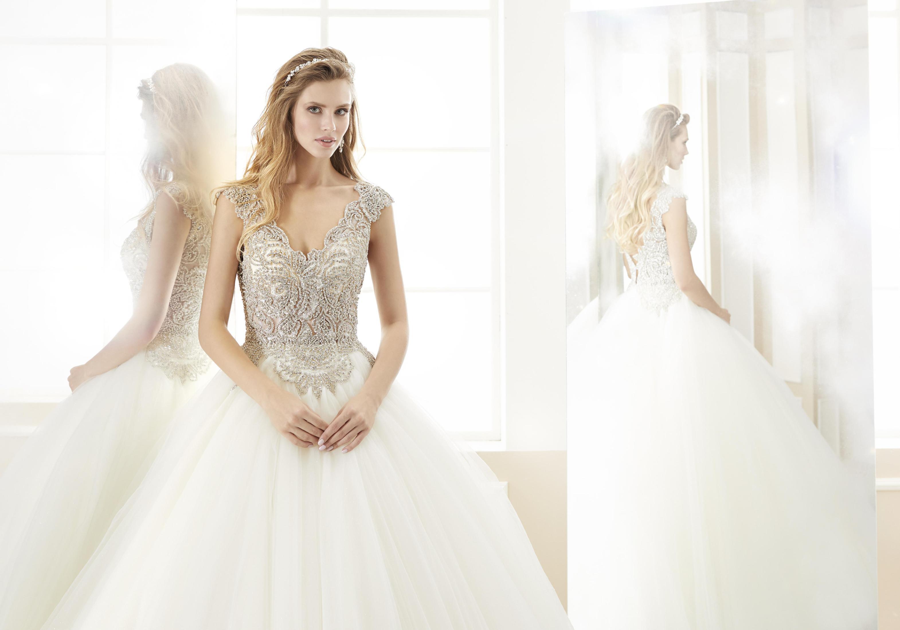 Come scegliere il tuo vestito da sposa - Il Giardino Della Sposa e9c84ec0999