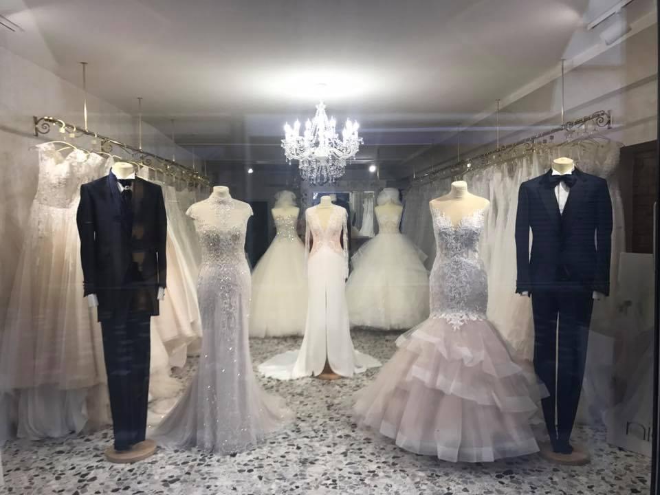 Quando escono le nuove collezioni di abiti da sposa il - Il giardino della sposa ...