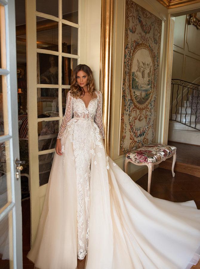 Millanova alatau abiti da sposa il giardino della sposa - Il giardino della sposa ...