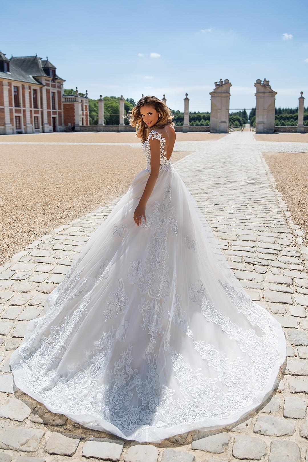 Millanova felice abiti da sposa il giardino della sposa - Il giardino della sposa ...
