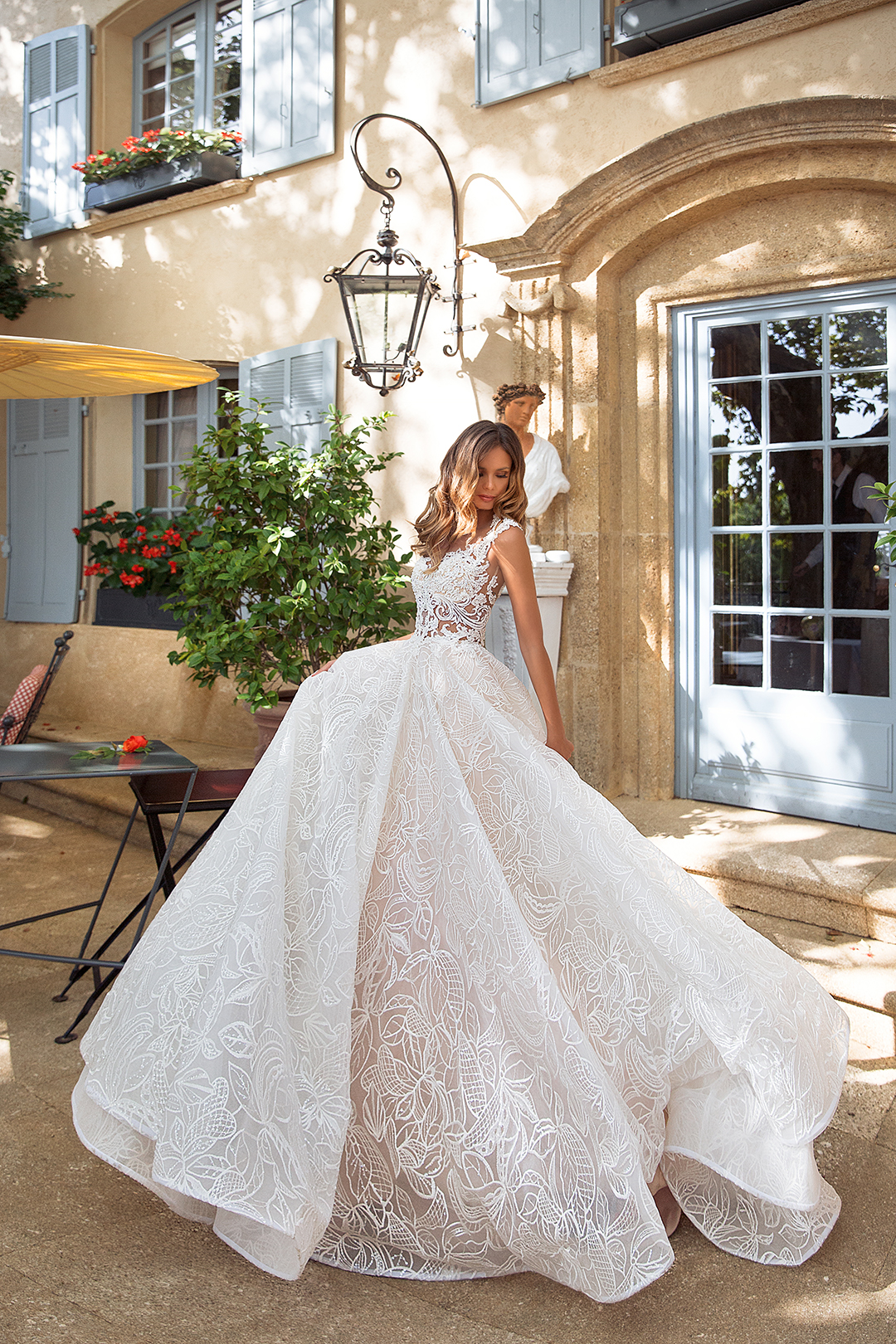 Millanova kamelia abiti da sposa il giardino della sposa - Il giardino della sposa ...