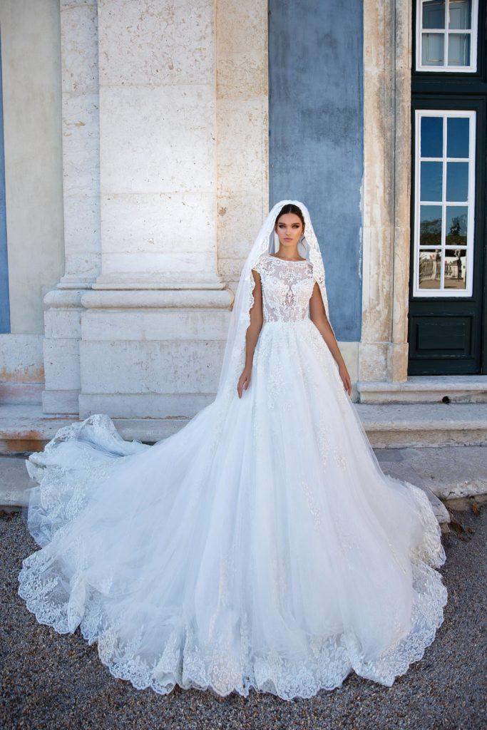 Millanova marilena abiti da sposa il giardino della sposa - Il giardino della sposa ...