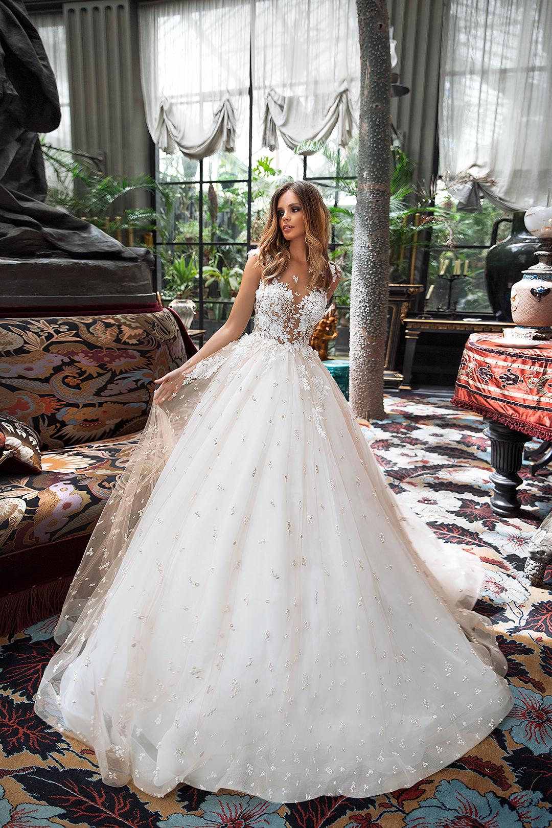 Millanova sensuelle abiti da sposa il giardino della sposa - Il giardino della sposa ...