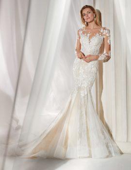 wholesale dealer 52e82 05101 Catalogo abiti da sposa colorati - Il Giardino della Sposa