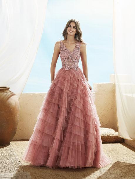 low priced 2e422 295b3 Come scegliere l'abito da sposa colorato - Il Giardino Della ...